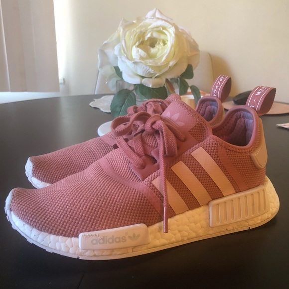 6db78ee43515a adidas Shoes - Women s Adidas NMD R1 Raw Pink